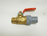 PB Connector, Brass – 